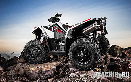 POLARIS SCRAMBLER XP 1000