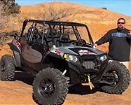 Project X 2012 Polaris RZR 4 «Rock Racer»