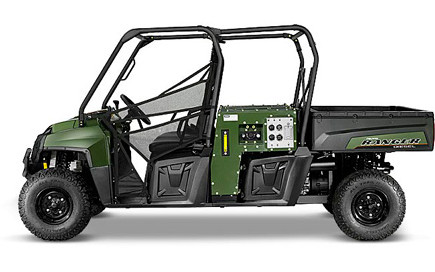 СИСТЕМА HIPPO™ MULTIPOWER SYSTEM от POLARIS